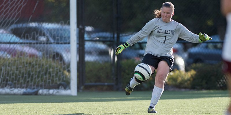 Kristen Barclay (So., GK, Kenmore, WA/Cedar Park Christian School)