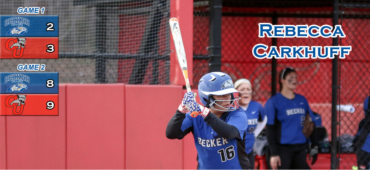Softball falls to Cougars in crosstown double-header