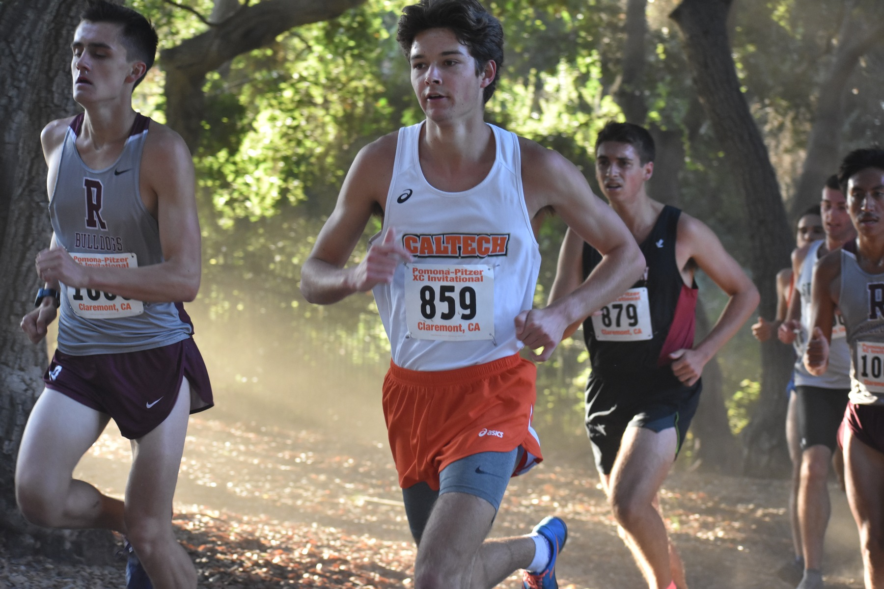 Men's XC Holds Firm at Eighth in Latest Regionals Rankings