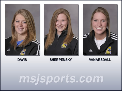 Mount women's volleyball program names 2013 team captains