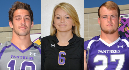 ECC Athletes receive ICCAC honors