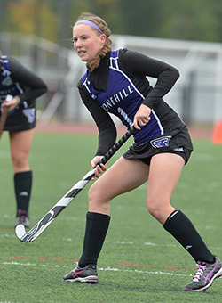 The Assumption women's field hockey team enters the 2016 Northeast-10  Conference Tournament looking to build upon last years performance. The No.