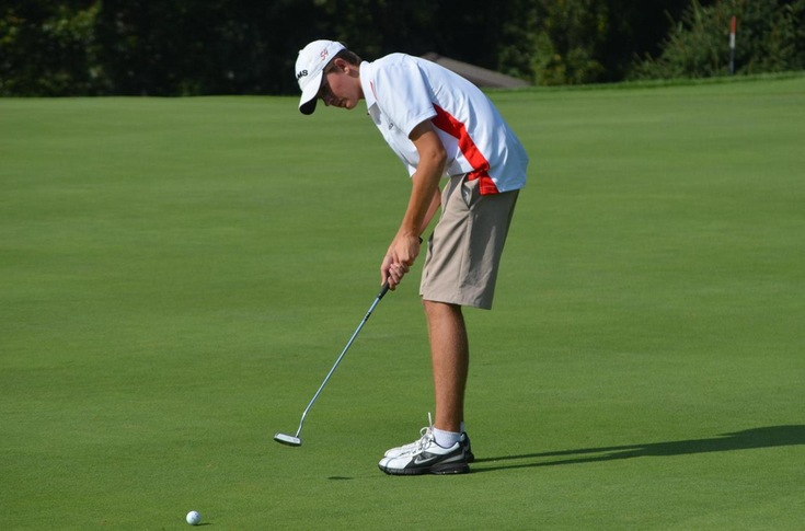 Men's golf team places 14th Shootout at Stonehedge