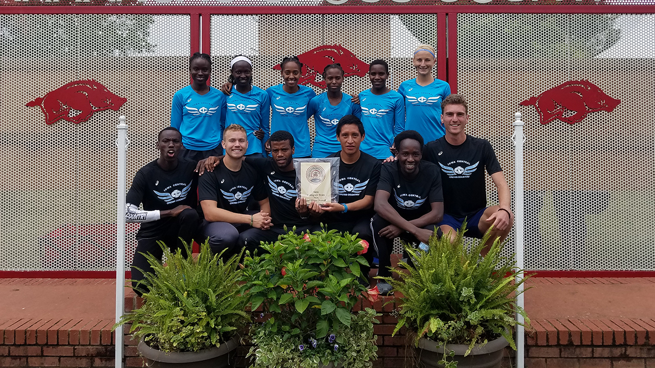 Tritons compete in University of Arkansas Chile Pepper Festival