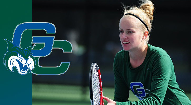 #18 Women's Tennis Drops Just Five Games En Route to 9-0 Win over Concord