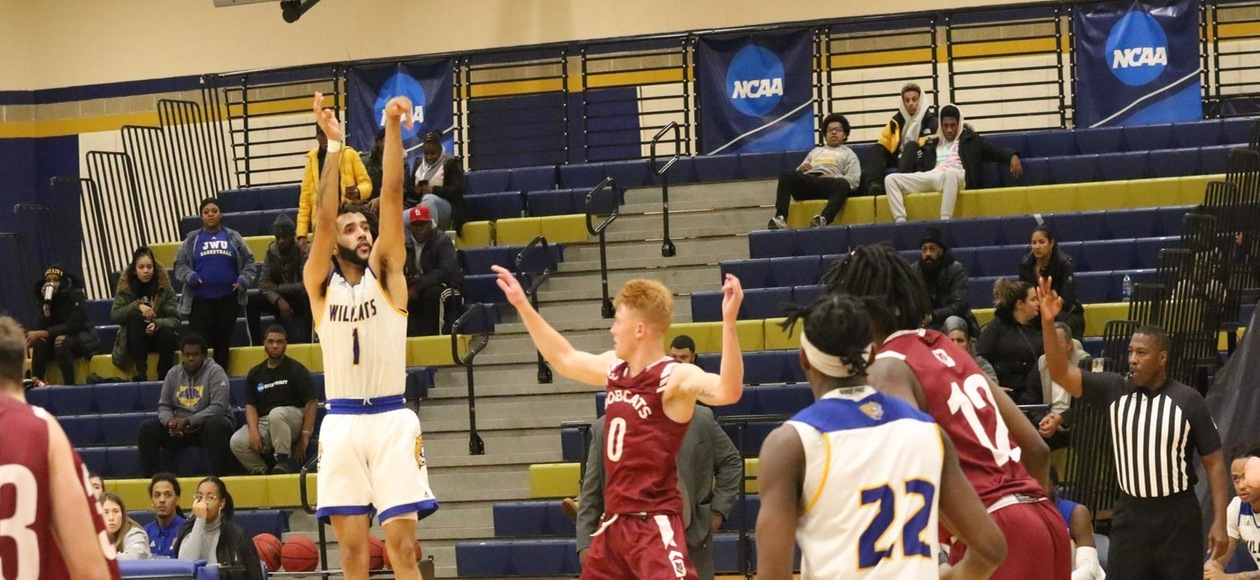 Men's Basketball Holds on to Beat Mitchell 94-89