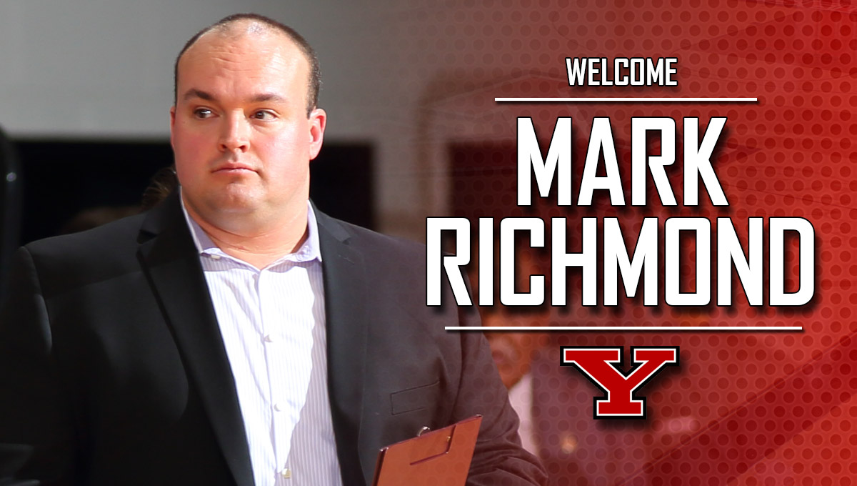 Youngstown State Men's Basketball Tabs Mark Richmond as Director of Operations