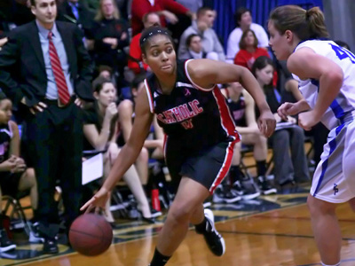 CUA downs Drew 69-60 for sixth straight victory