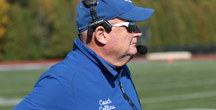 Collins announces retirement from CUW Football staff