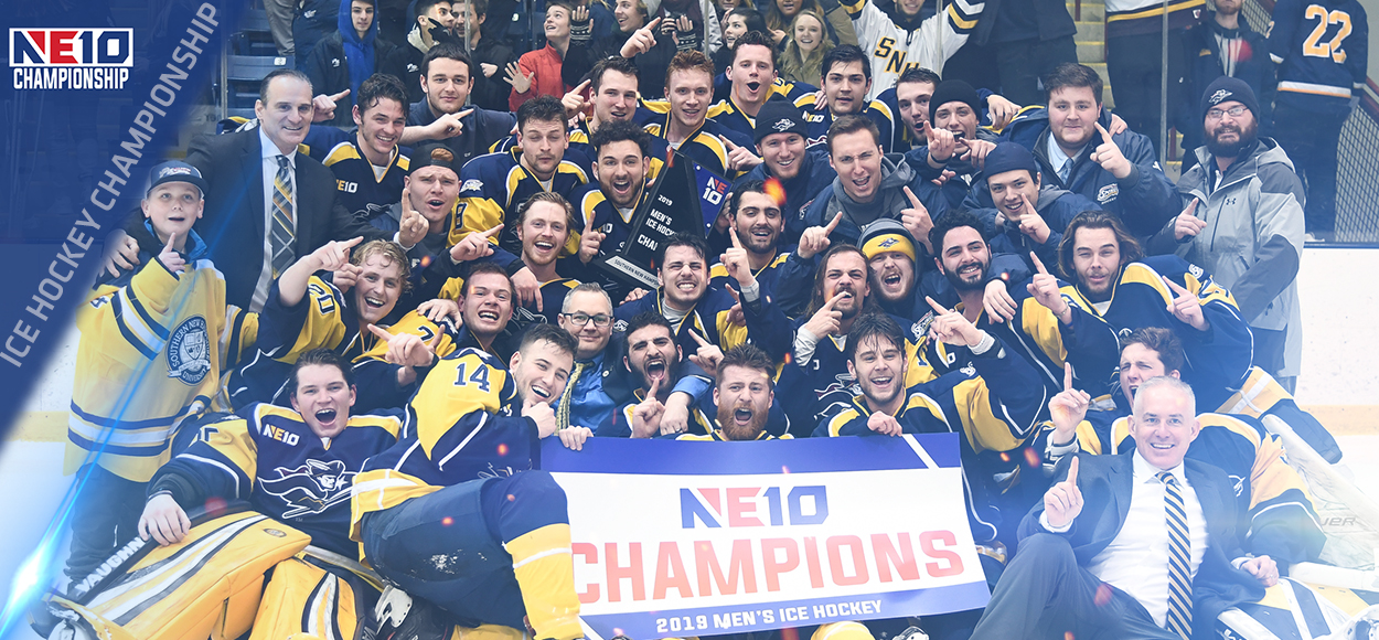 Embrace the Championship: SNHU Wins Thrilling 4-3 Game Over Saint Anselm to Become NE10 Champs