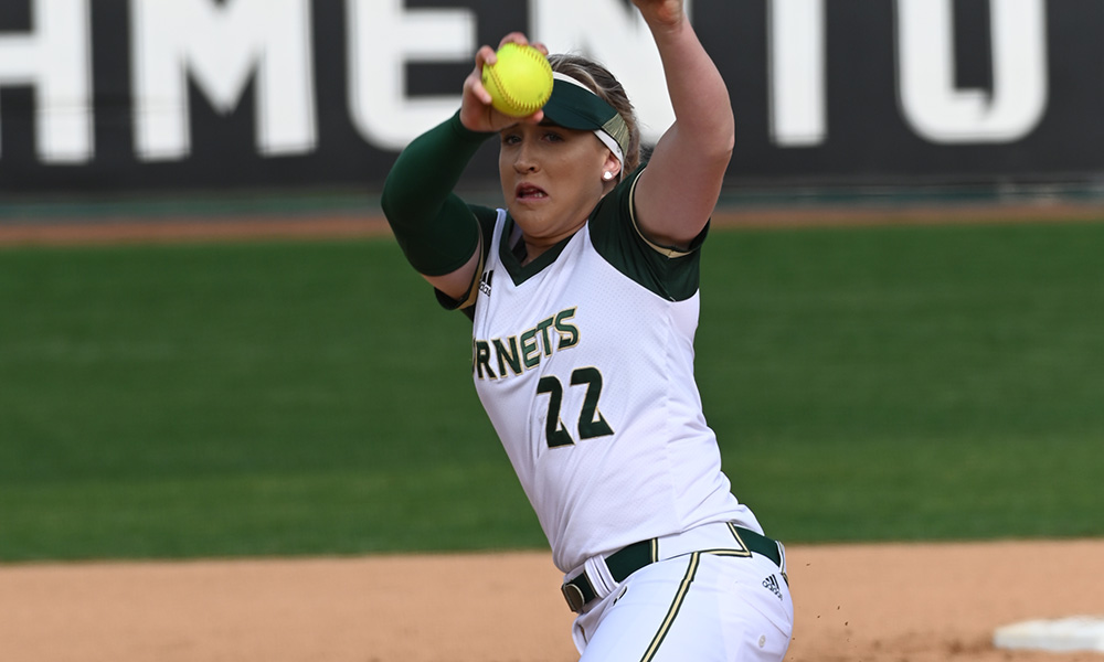 CORR NAMED BIG SKY PITCHER OF THE WEEK AFTER SWEEP OF LOYOLA MARYMOUNT