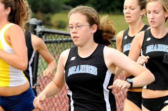 Women's cross country comes in third at UMass Dartmouth