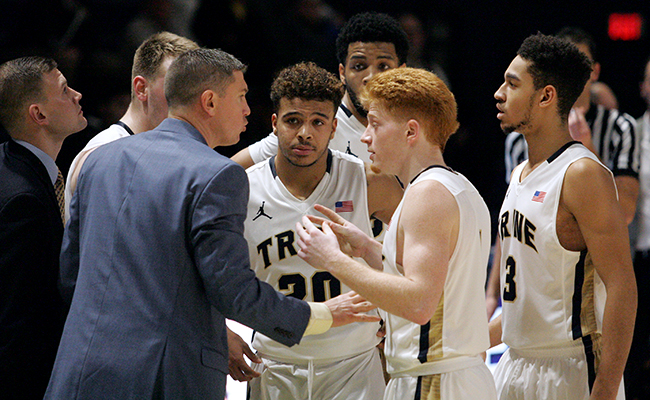 Trine MBB Picked to Win MIAA in Preseason Coaches Poll