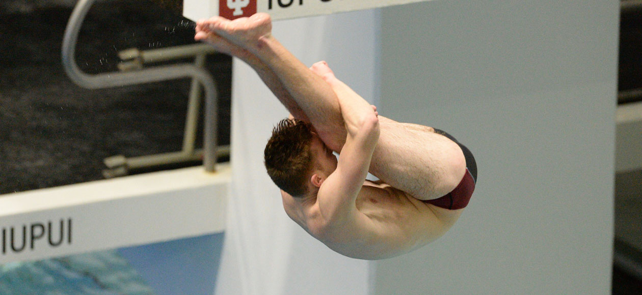 Pennington Wins One-Meter Title at NCAA Division III Regional Championship