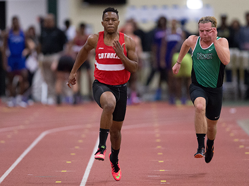 Men's Track & Field Readies for Landmarks at SU OPEN