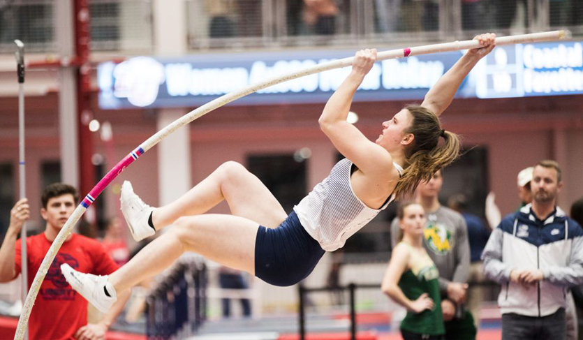 Three Women's #ASUNTF Teams Wrap Up Liberty Kickoff Meet