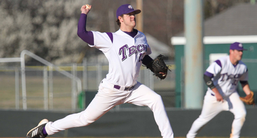 Tech baseball hosts three-game series against Central Michigan