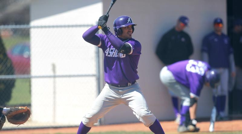 Five-Run Fourth Lifts AU Baseball Over Hilltoppers