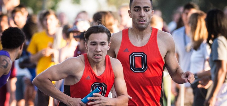 Pegan, Oxy Relays Qualify For Finals at NCAAs