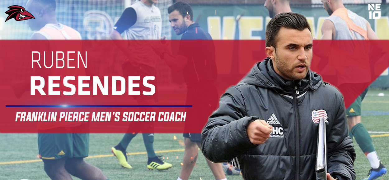 Resendes Tabbed to Take Charge of Franklin Pierce Men's Soccer Program