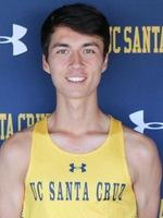 Kleiber takes home Association of Division III Independents men's cross country Runner of the Week honors