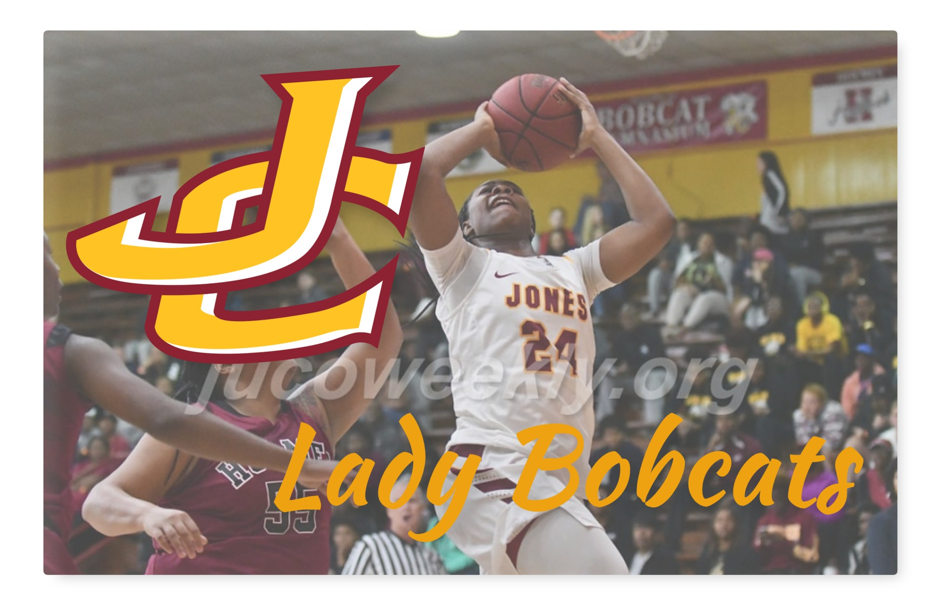 No. 11 Lady Bobcats defeat Bossier Parish, 82-74