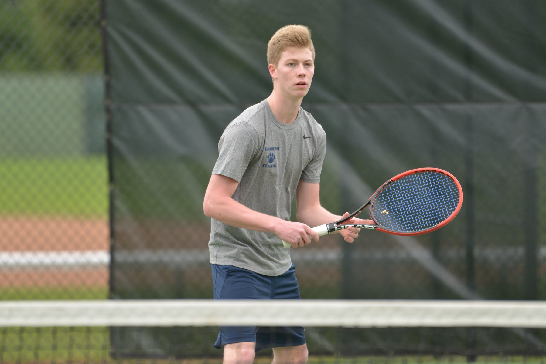 Behrend Men's Tennis Defeats Mt. Aloysius