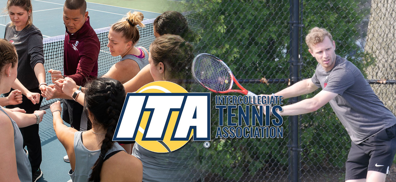10 Tennis Student-Athletes Earn ITA Scholar-Athlete Recognition