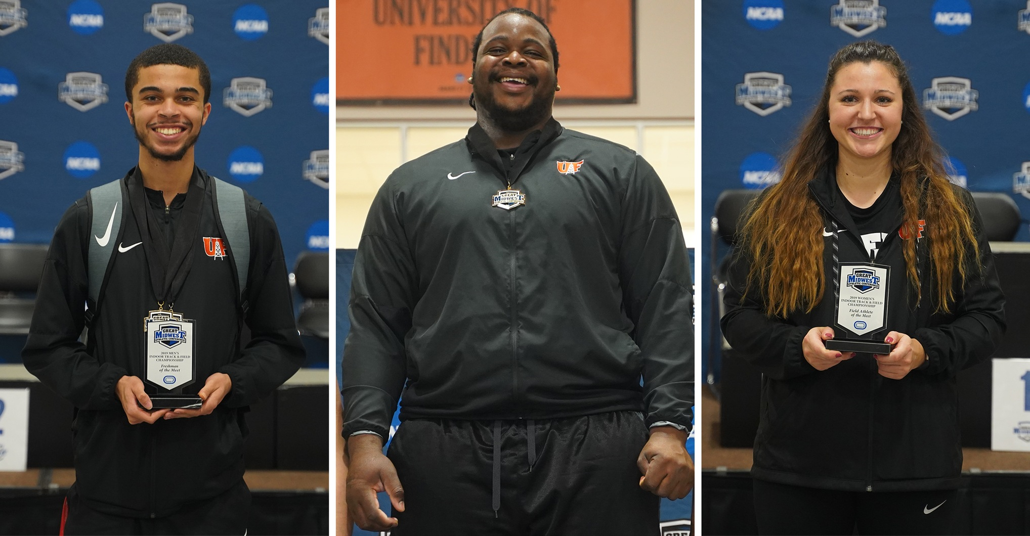 Oilers Electrify Crowd on Final Day of G-MAC Championship | Henry Sets DII Shot Put Record