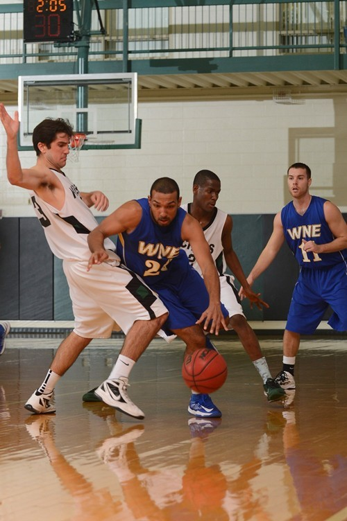 Poor Shooting, Turnovers Plague Golden Bears' Loss to Westfield State
