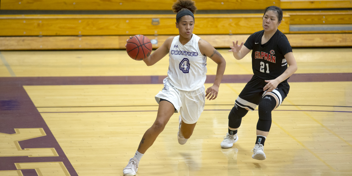 Women's Basketball rolls past UC Santa Cruz 83-63