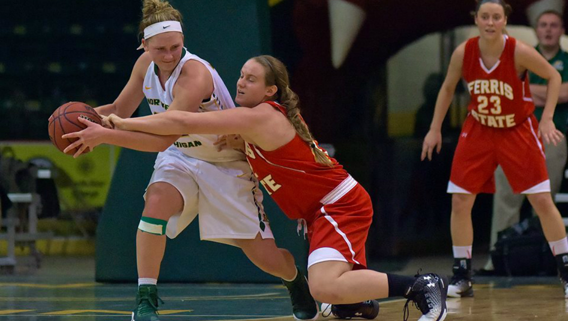 Bulldog Women's Basketball Drops Opening Game Of Upper Peninsula Swing