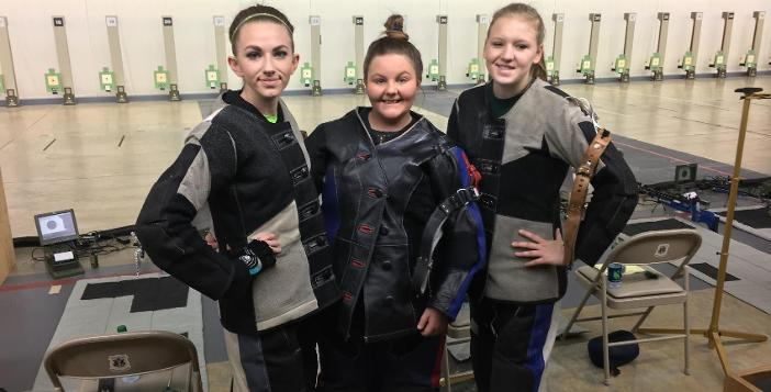 Ware County Rifle Team Captures 4th Place in GHSA State Rifle Championship