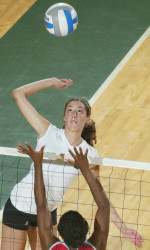 Volleyball Closes Home Schedule With Two Crucial League Contests