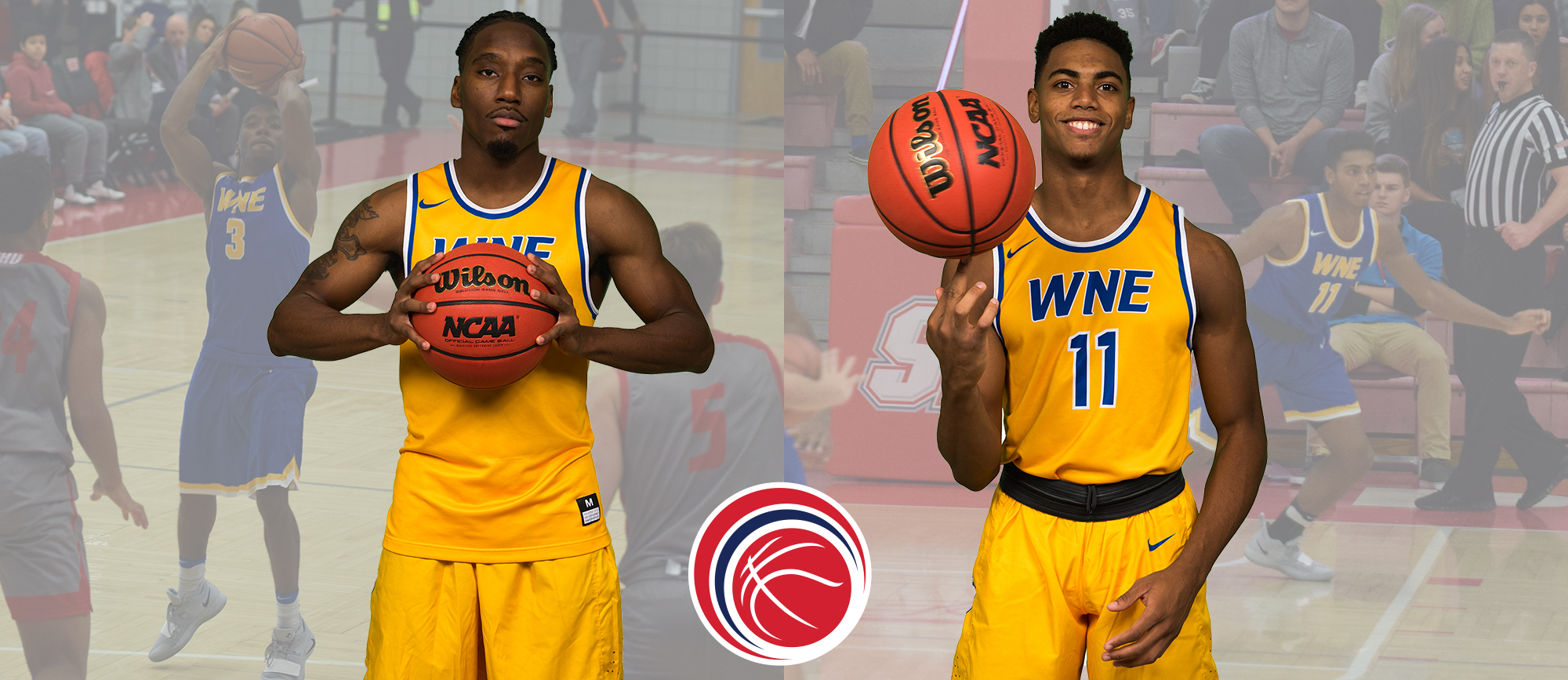 Pettway & Sancho Collect Weekly CCC Awards