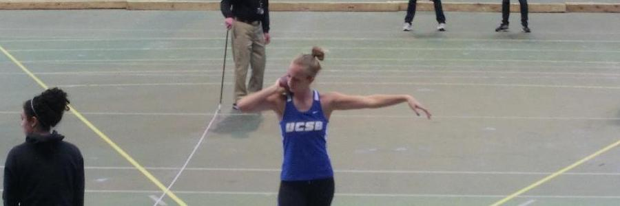 Women's Track Has Strong Showing In Idaho