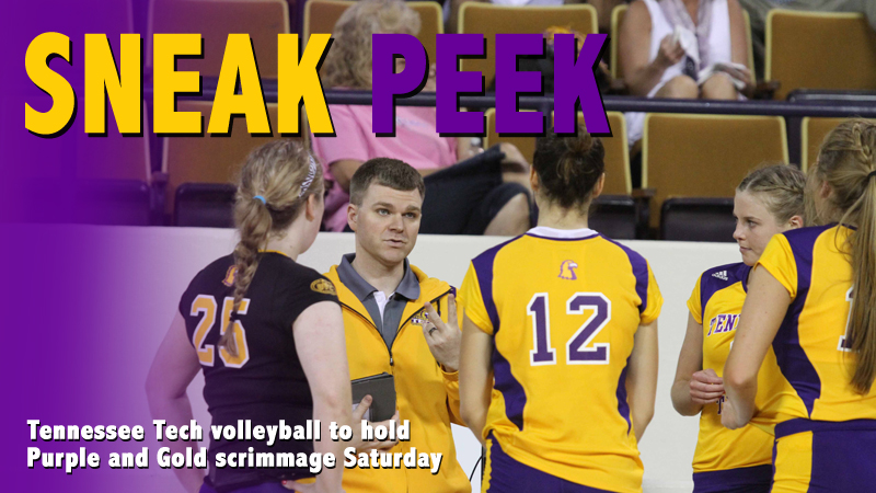 Golden Eagles to hold Purple and Gold Scrimmage Saturday afternoon