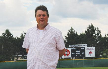 Coombe Moves from Softball Diamond to Baseball Dugout