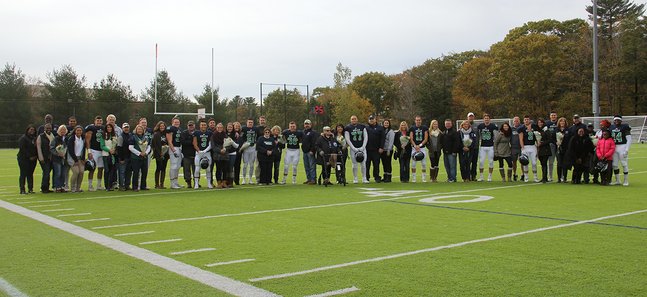 Salve Regina Stops Endicott, 41-20, On Senior Day