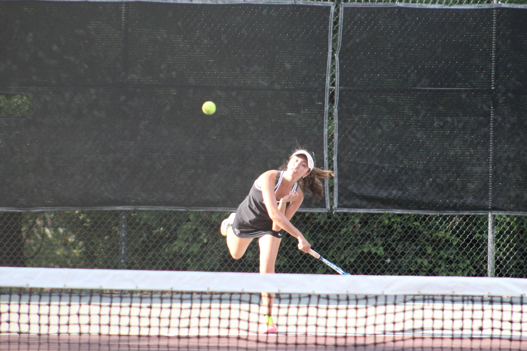 Women's Tennis Completes Near-Sweep of Chestnut Hill