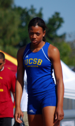 Thomas and Finley Post Top-10 Marks at USC Invitational
