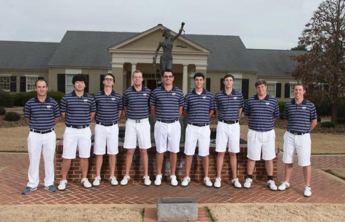 GSW 10th after first day of First Federal Southeastern Collegiate