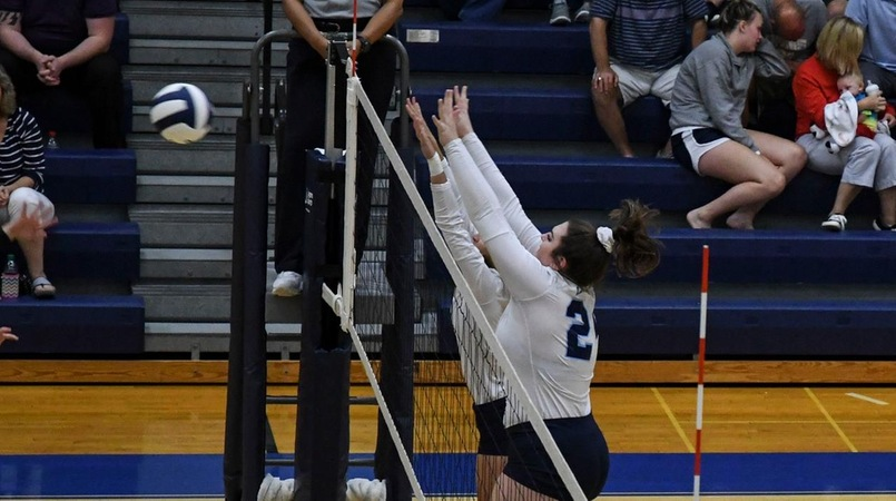 Lady Cougs Drop Two Tight Sets, Fall at Johnson