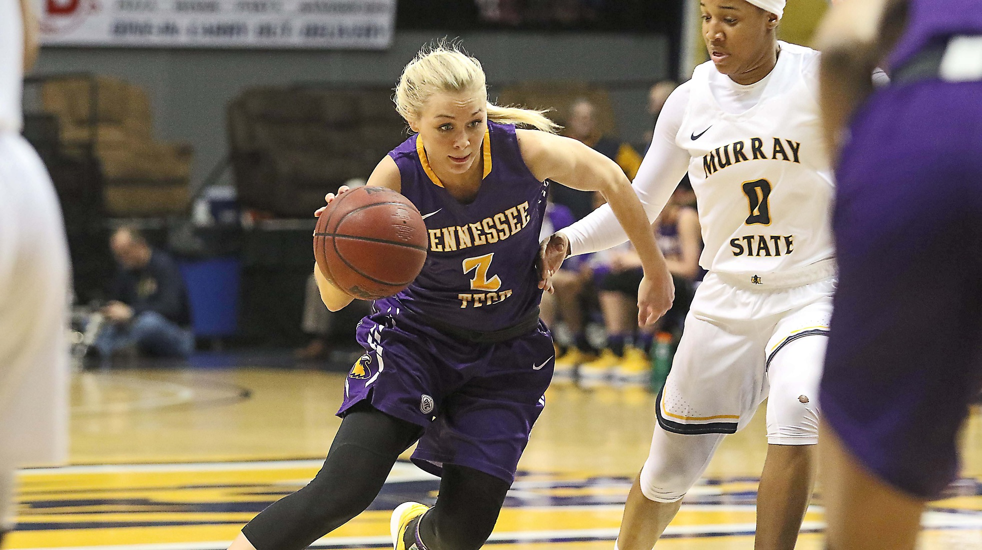Tech out-shone offensively at Murray State