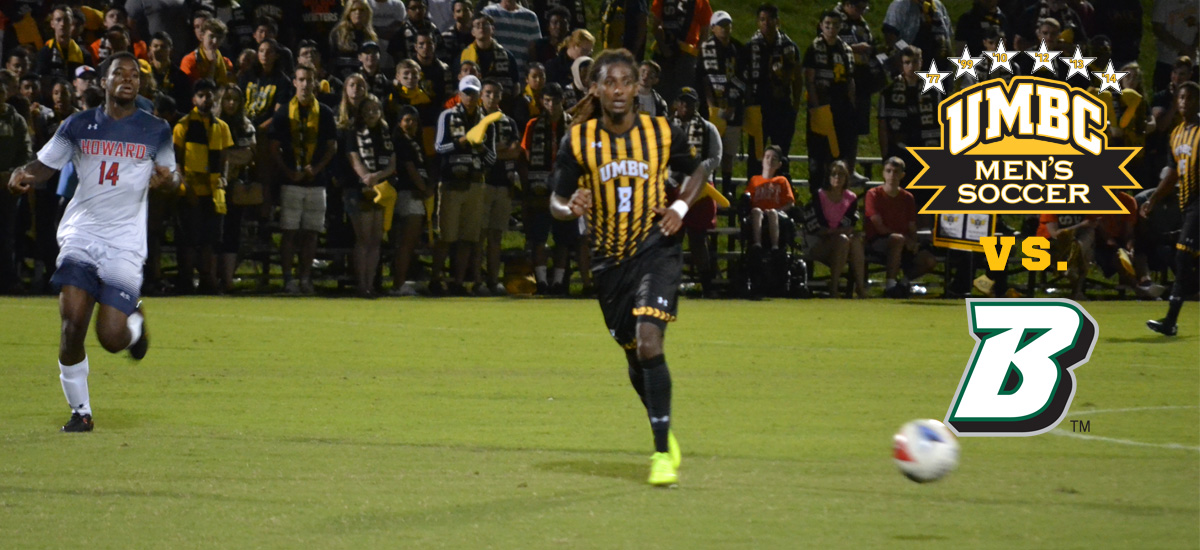 No. 16 UMBC Men's Soccer Travels to Binghamton on Saturday Night
