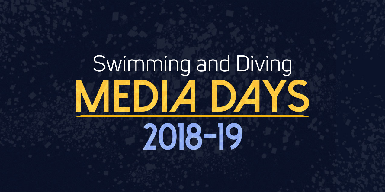 SCAC Swimming & Diving Media Days - Day Four Interviews