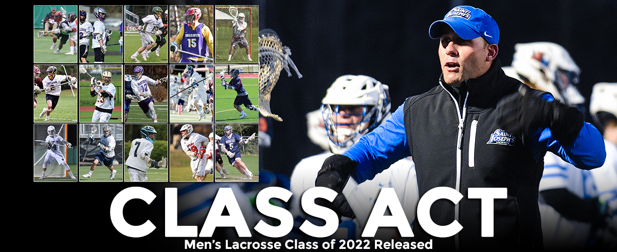Men's Lacrosse Recruiting Class of 2022 Released