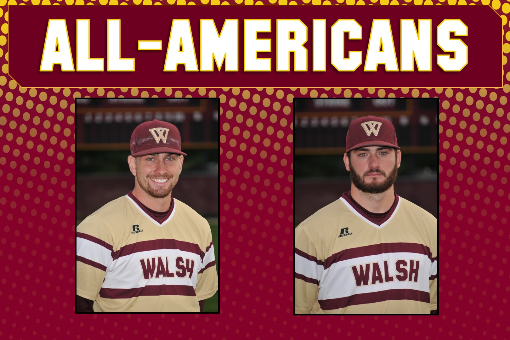 Szink, McSweeney Earn All-American Honors
