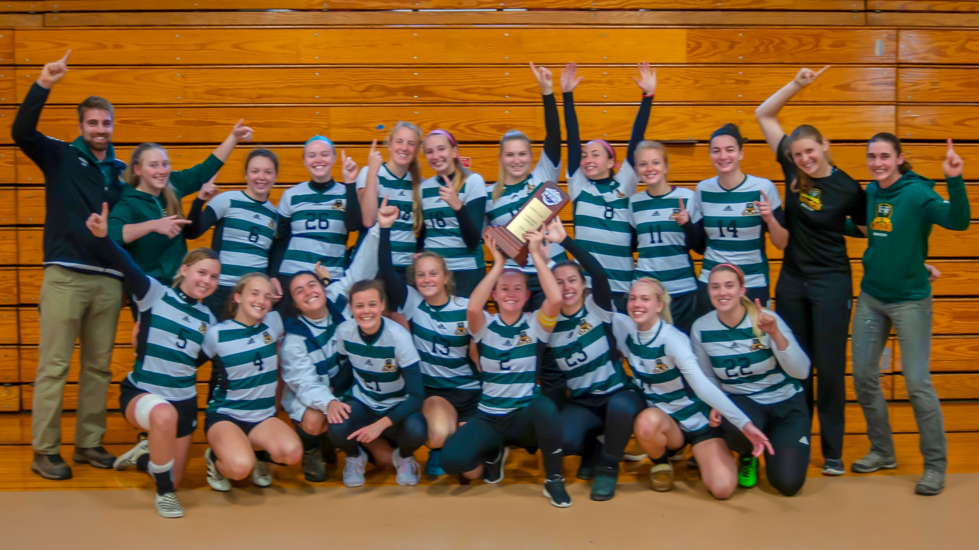 SUNY ESF Wins Third Straight Women's Soccer Title