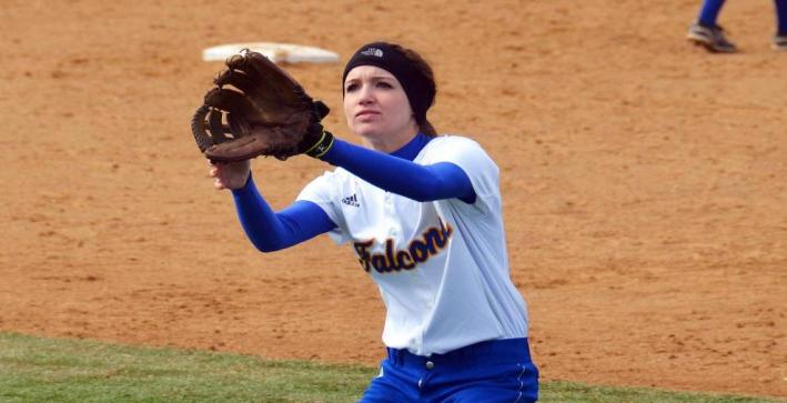 Softball swept by Aurora in NAC doubleheader